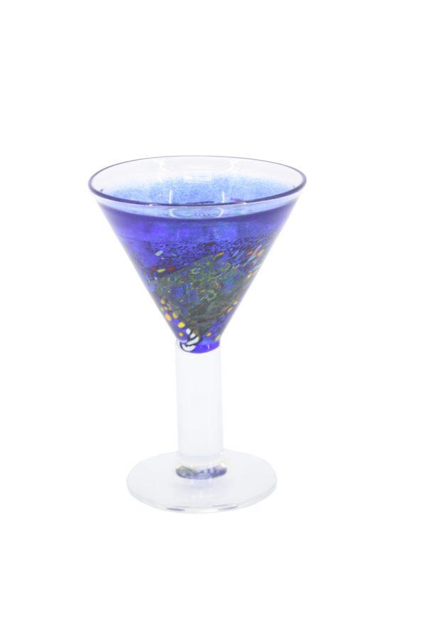 Kosta Boda – Blue Glass 1