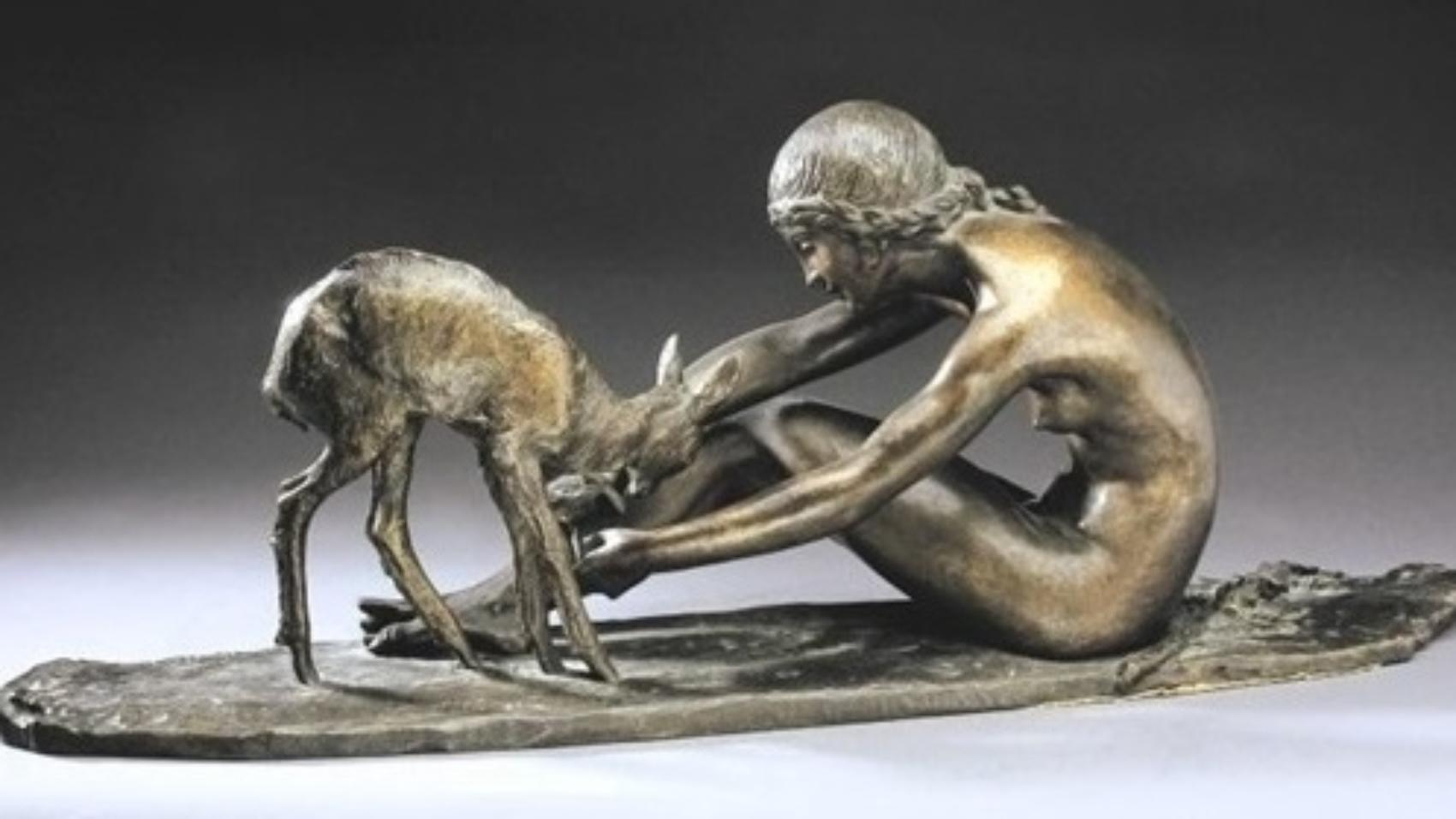 Ary Bitter sculpture 2