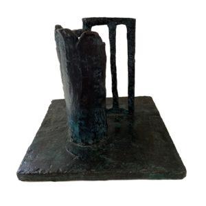 Sculpture – Ron van de Ven - Bronze