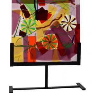 Raffa Eros Murano Sub line Glass objectel