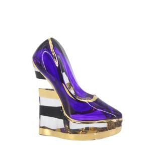 Kosta Boda - Åsa Jungnelius - Crystal shoe 1
