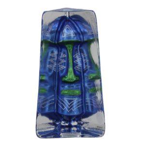 Kosta Boda - Glass object - Face 1