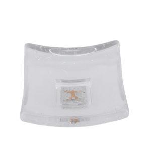 Kosta Boda - Glass plate - Bertil Vallien 1