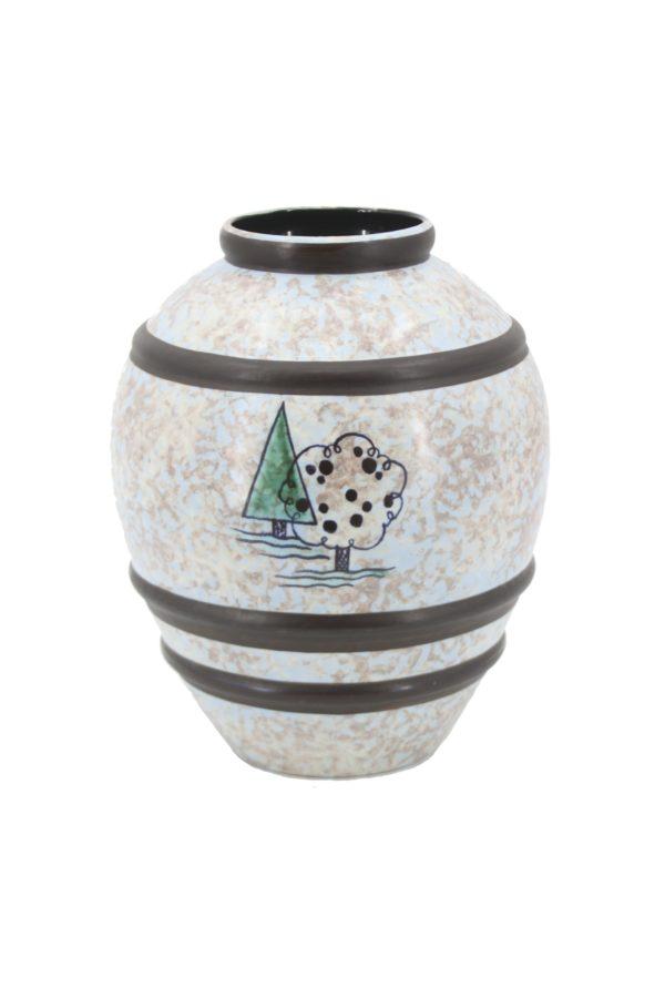 Raymond Chevallier - Boch Frères, Keramis Vase 1