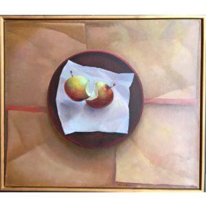 """Joop Rooijers - Painting - """"Taste of Art"""""""