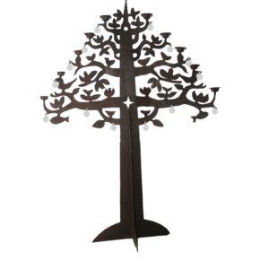 Kosta Boda Smide Bertill Vallien candle holder Tree of Life